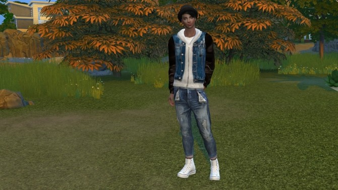 Sims 4 Artur by Elena at Sims World by Denver