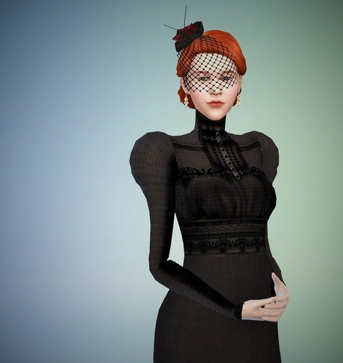 Crimson clothes set at Budgie2budgie image 17212 670x709 Sims 4 Updates