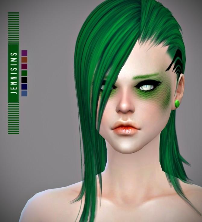 Snake Eyeshadow At Jenni Sims 187 Sims 4 Updates