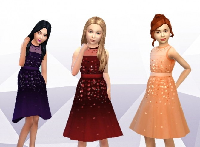 Holiday Dress at My Stuff image 1752 670x493 Sims 4 Updates