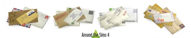 Slobs Life clutter by Sandy at Around the Sims 4 image 17612 670x133 Sims 4 Updates