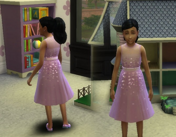 Holiday Dress at My Stuff image 1763 670x522 Sims 4 Updates
