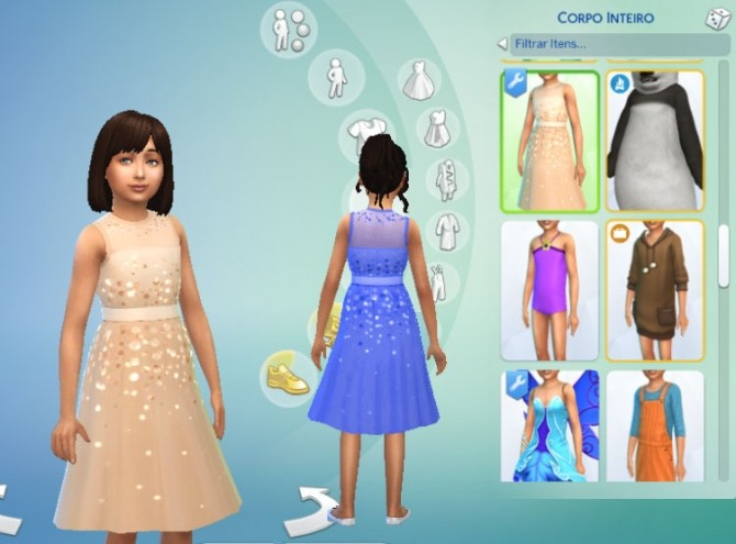Holiday Dress at My Stuff image 1773 670x495 Sims 4 Updates
