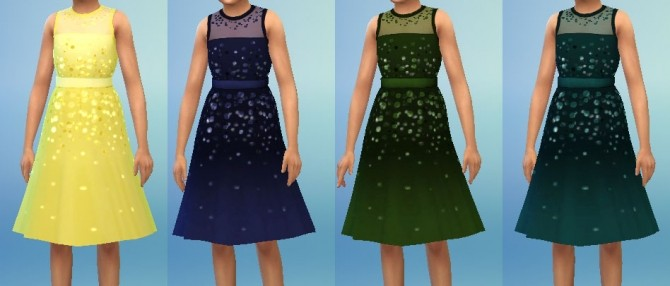 Holiday Dress at My Stuff image 1783 670x286 Sims 4 Updates