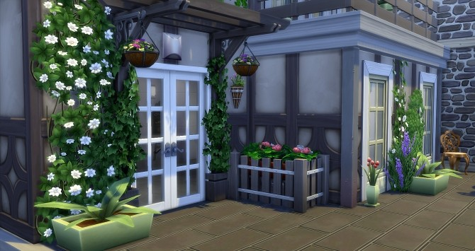 Sims 4 Hermine house at Studio Sims Creation