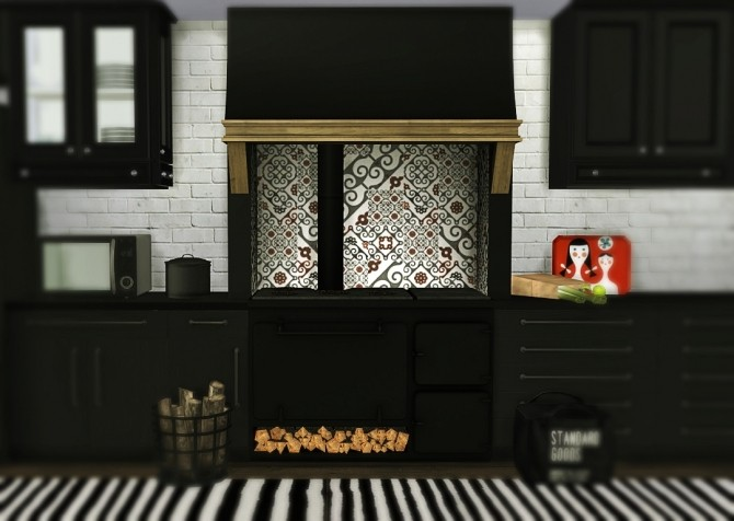 Krypton Stove and Range Hood at Maximss image 1947 670x476 Sims 4 Updates