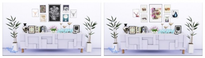 Sims 4 Collection of pictures 19 at Victor Miguel