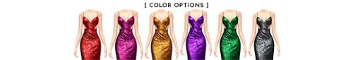 Sims 4 2016 GRAMMY AWARDS Selena Gomez dress at Leeloo