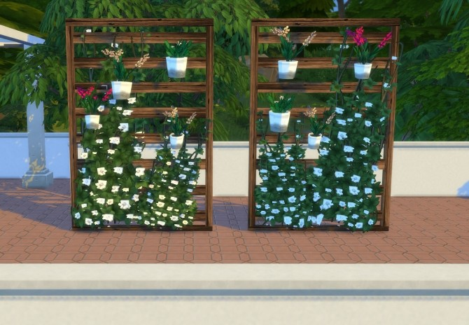 Ibiza Terrace Mediterranean style by Mary Jimenez at pqSims4 image 20414 670x464 Sims 4 Updates