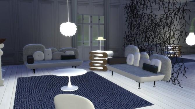 Sims 4 Nordic Loft at Meinkatz Creations