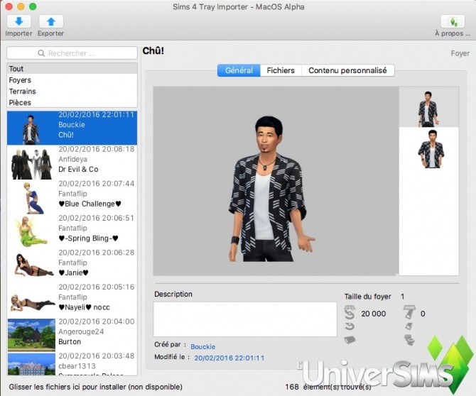 Sims 4 Tray Importer for Mac Beta by deevo at L'UniverSims image 20512 670x558 Sims 4 Updates