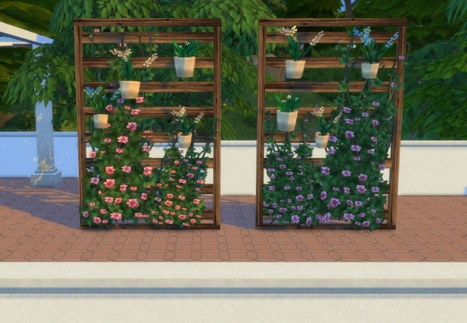 Ibiza Terrace Mediterranean style by Mary Jimenez at pqSims4 image 20513 670x464 Sims 4 Updates