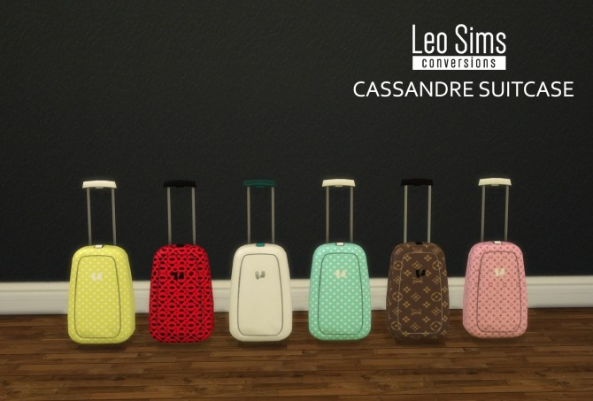 Suitcase 187 Sims 4 Updates 187 Best Ts4 Cc Downloads