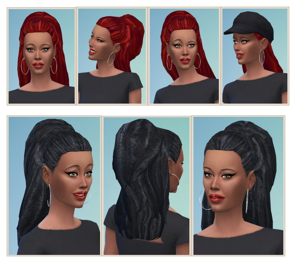 Higher Dreads for Both at Birksches Sims Blog image 20811 Sims 4 Updates