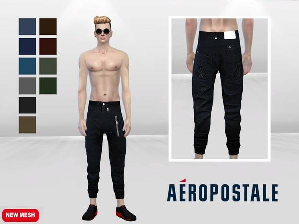Yoyo Let Loose Pants by McLayneSims at TSR image 23100 Sims 4 Updates