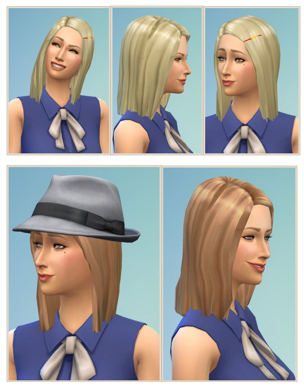 Margot T Hair at Birksches Sims Blog image 23115 Sims 4 Updates