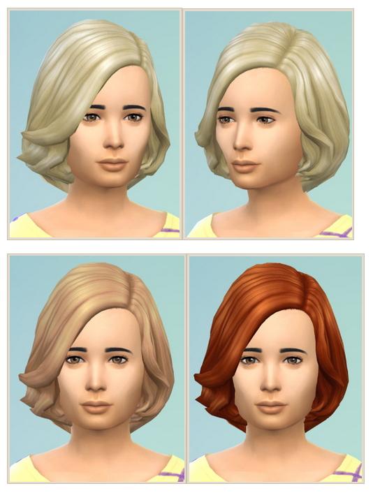 Softwavy Hair Girls at Birksches Sims Blog image 23311 Sims 4 Updates