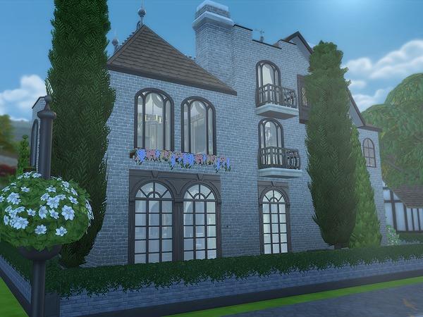 Sims 4 Susanne Estate by Ineliz at TSR