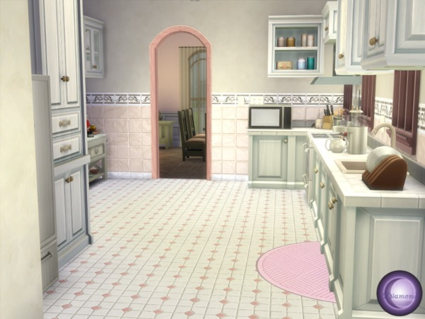 Angelic Build Set in Country Colors by D2Diamond at TSR image 2515 Sims 4 Updates