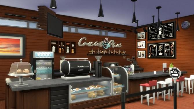 Dromana Internet Cafe at RomerJon17 Productions » Sims 4 ...