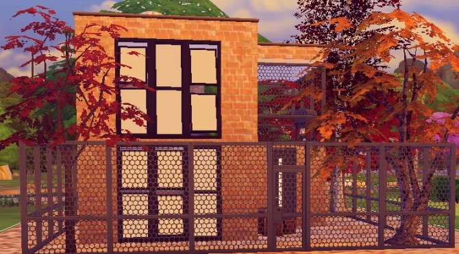 Old and Simple lot at Drachiss image 25312 670x371 Sims 4 Updates