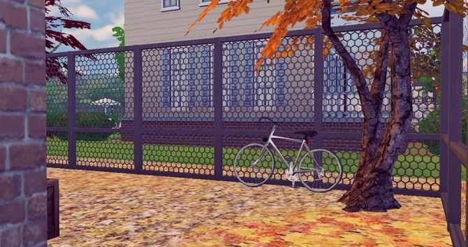 Old and Simple lot at Drachiss image 2559 670x353 Sims 4 Updates