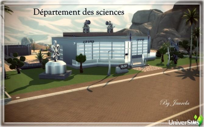 Science Department by Jaurela at L'UniverSims image 256 670x419 Sims 4 Updates