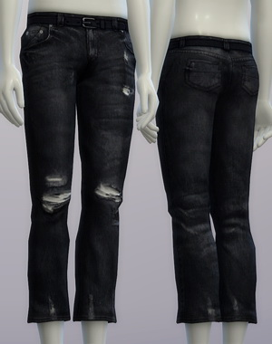 Vintage jeans #2 male at Rusty Nail image 26111 Sims 4 Updates