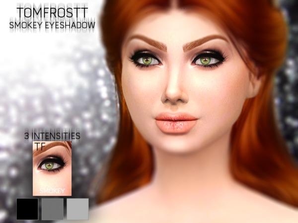Sims 4 Smokey Shadows by tomfrostt at TSR