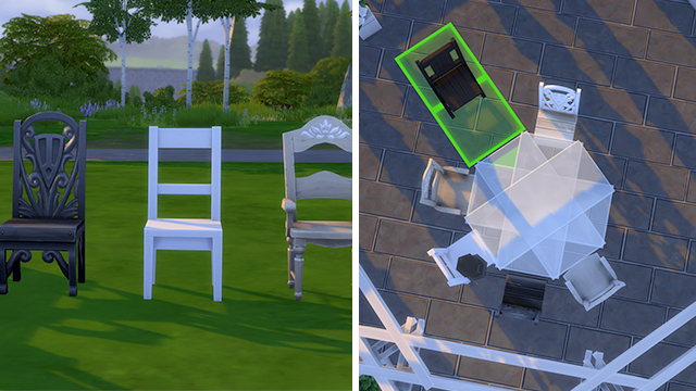 How to create an awesome patio at the sims news sims 4 - Awesome sims ...