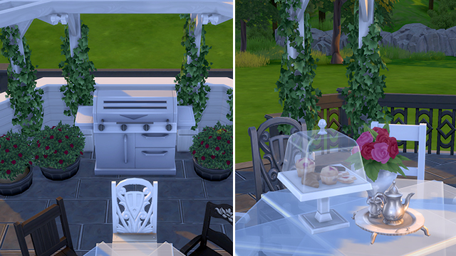 Sims 4 How to Create an Awesome Patio at The Sims™ News