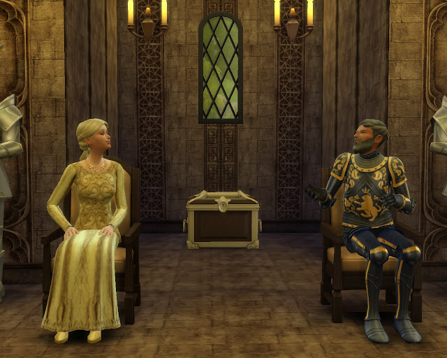 Camelot walls and floors at Mara45123 image 2715 Sims 4 Updates