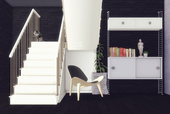 Sims 4 Stairs Downloads 187 Sims 4 Updates