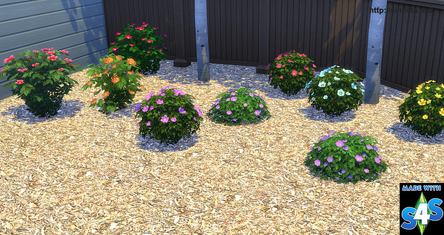 Sims 4 Woodchip and Stone Terrain Paint at Simista