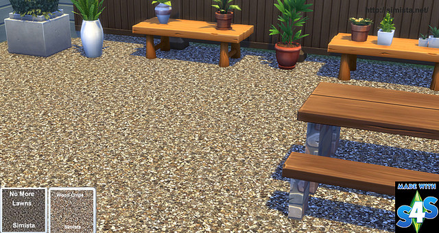 Woodchip and Stone Terrain Paint at Simista image 280 Sims 4 Updates