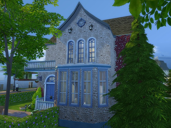 Riverola Cottage by Ineliz at TSR image 2827 Sims 4 Updates