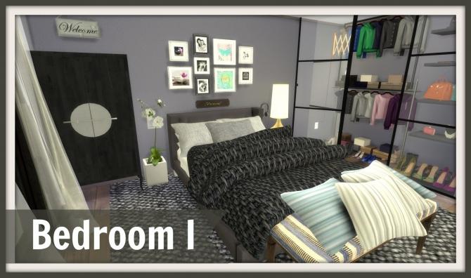 Bedroom I At Dinha Gamer 187 Sims 4 Updates