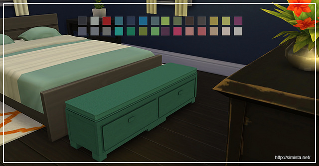 Blanket Box at Simista image 31110 Sims 4 Updates