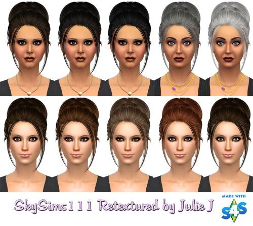 Sims 4 Skysims 111 Retextured at Julietoon – Julie J