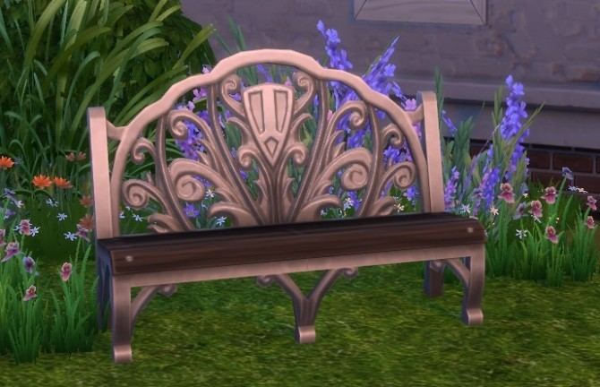 Love is in the air seat with 4 legs mesh edit at Sims 4 Studio image 3233 670x432 Sims 4 Updates