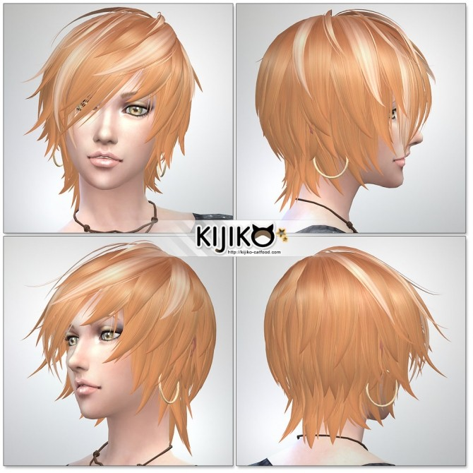Sims 4 Toyger Kitten TS4 edition (for Female) at Kijiko