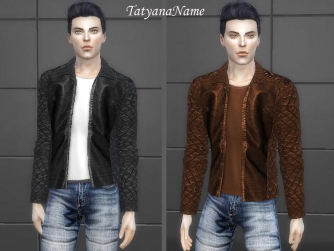 Sims 4 Rocker Jacket at Tatyana Name
