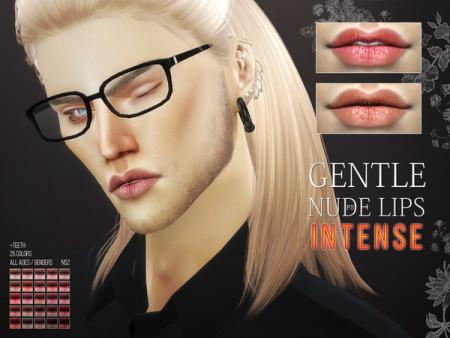 Pralinesims Gentle Nude Lips N44