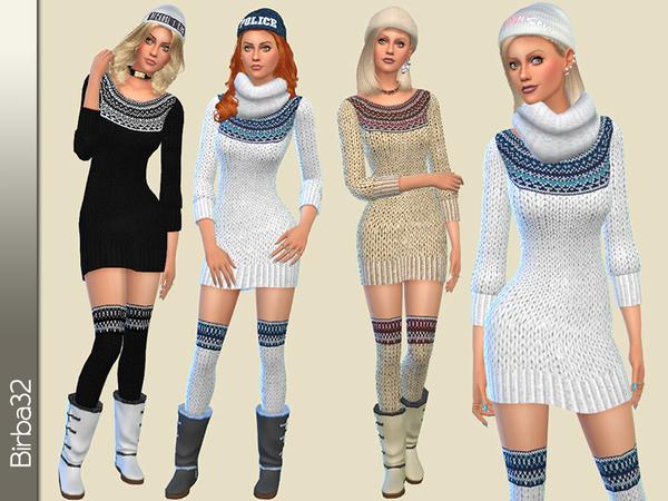 Sims 4 Norwegian set by Birba32 at TSR