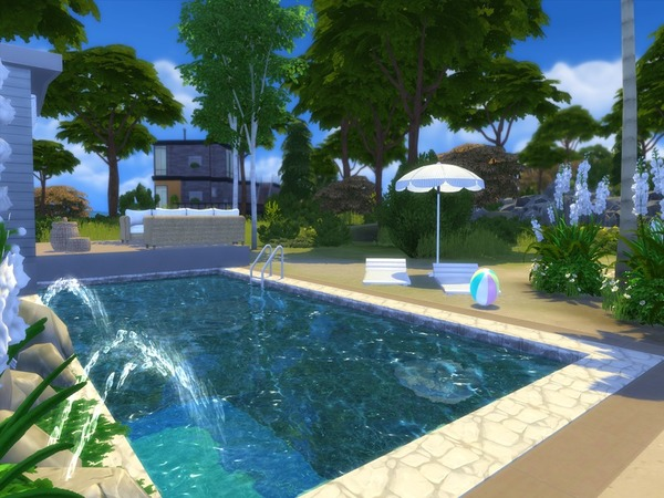 Shore Haven house by Suzz86 at TSR image 3829 Sims 4 Updates