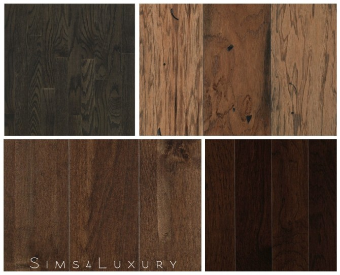 Wood Floors pack #1 at Sims4 Luxury image 3901 670x541 Sims 4 Updates