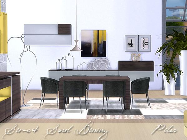 Sims 4 Soul Dining at TSR