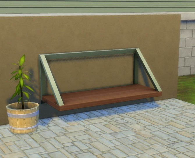 Balsa Seat by plasticbox at Mod The Sims image 3915 670x541 Sims 4 Updates