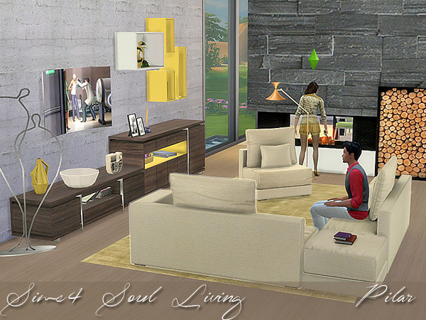 Soul Living by Pilar at TSR image 40 Sims 4 Updates