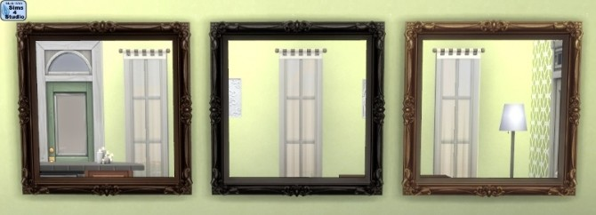 EAs large Blooming painting made mirror at Sims 4 Studio image 400 670x242 Sims 4 Updates